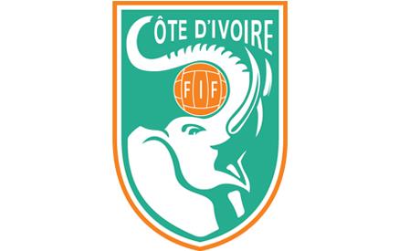 ivory coast soccer federation logo