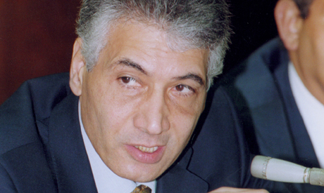 Egyptian Finance minister Ahmed Galal