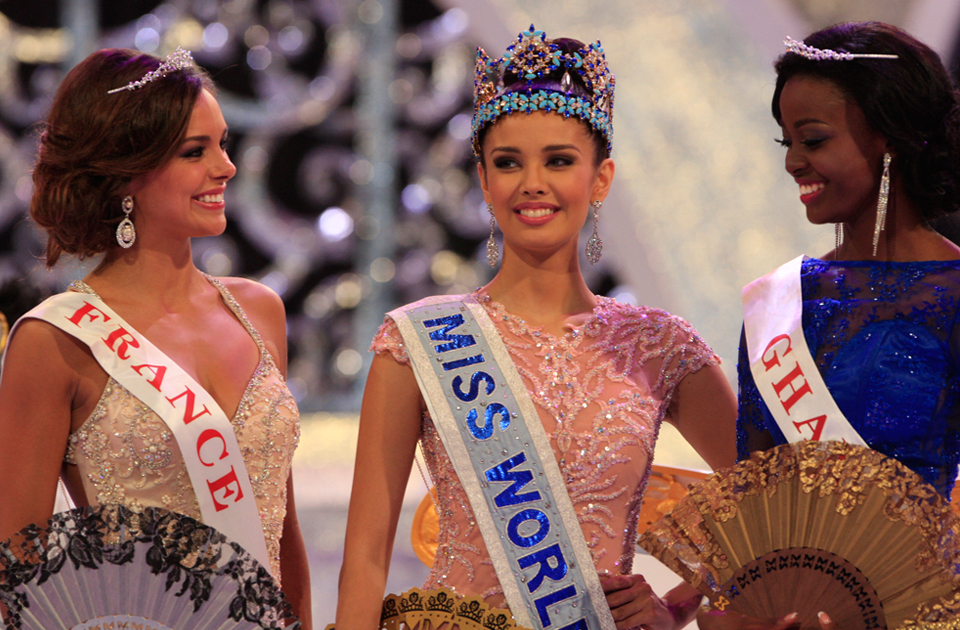 PHOTO GALLERY: Miss Philippines crowned Miss World