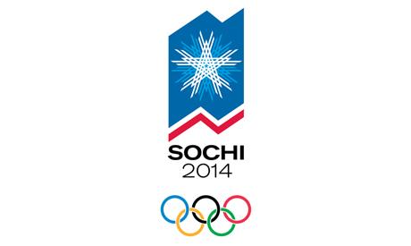 The Sochi 2014 Winter Olympic logo