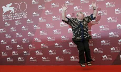 Terry Gilliam in Venice
