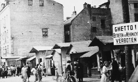 an examination of the jewish ghettos during world war ii Request a review or examination copy (in digital format) if you are a periodical   jewish communists in france during world war ii: resistance and identity.