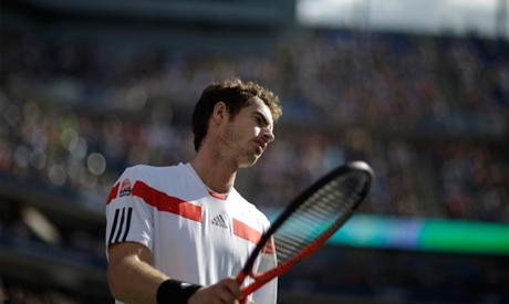Andy Murray, of Great Britain,