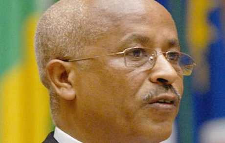 Ethiopian Minister