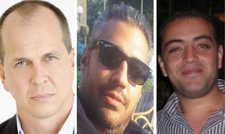 Al Jazeera journalists