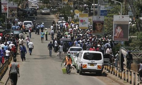 Westgate Mall Massacre