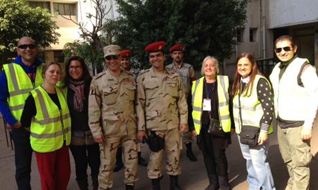 Zamalek Guardians and army