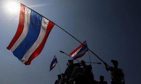 Thai Protests