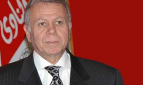 Ahly chairman Hassan Hamdy