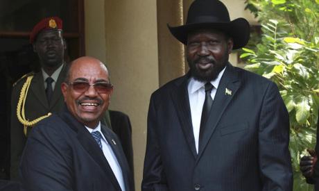 Bashir, Kiir