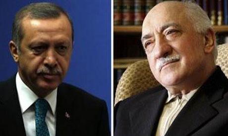 Recep Tayyip Erdogan, Fethullah Gulen