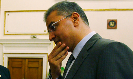 Former parliament members Essam Sultan