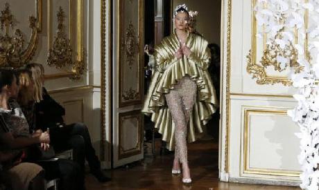 Paris fashion week (Reuters)