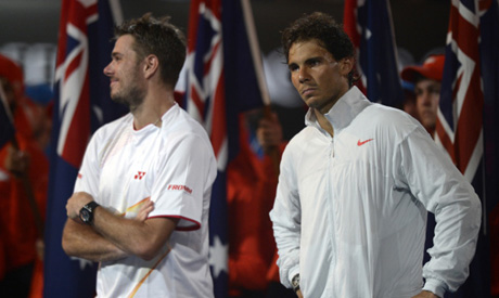Wawrinka and Nadal