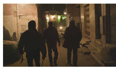 Still from Rags & Tatters.