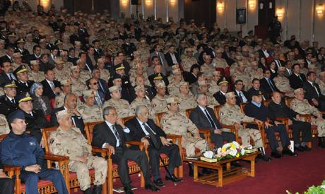 Field Marshal Abdel Fattah El-Sisi