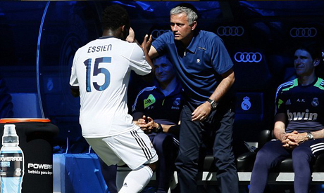 Mourinho would have been 'happy' had Essien stayed put - Africa Cup