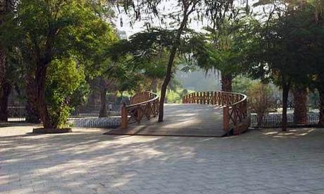 Al-Fustat public garden