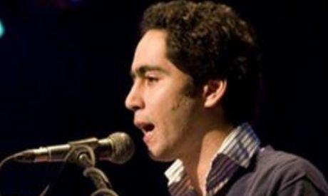 Poet Ahmed Haddad