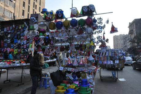 Shoubra market
