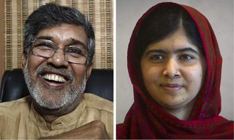 Satyarthi, Malala