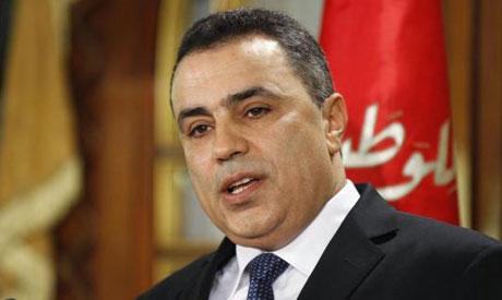 Tunisian Prime Minister Mehdi Jomaa