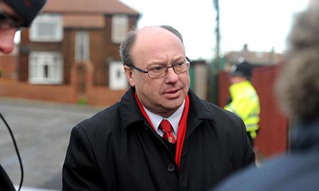 Grahame Morris MP