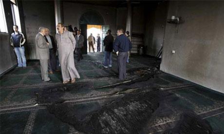 Palestine mosque
