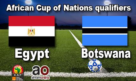 Egypt vs Botswana