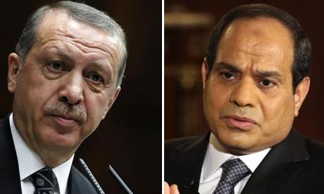 Erdogan and El-Sisi