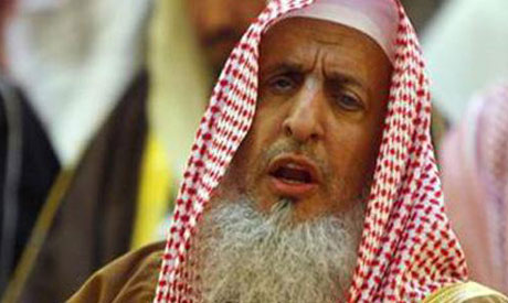 Saudi grand mufti Sheikh Abdul Aziz bin Abdullah al-Sheikh