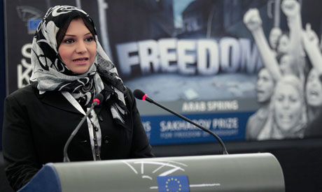 Asmaa Mahfouz