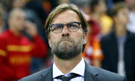 Coach Jurgen Klopp