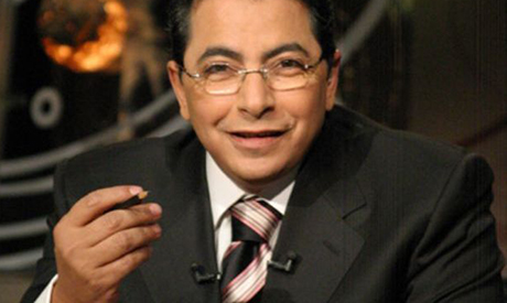TV anchor Mahmoud Saad
