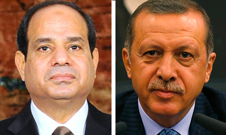 Sisi and Erdogan