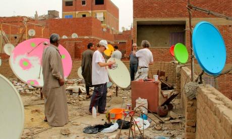 Cairo Dish Painting