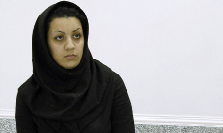 Iranian Reyhaneh Jabbari