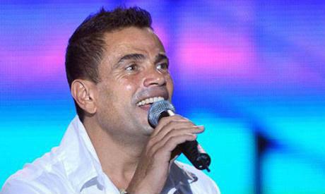 Egyptian megastar Amr Diab