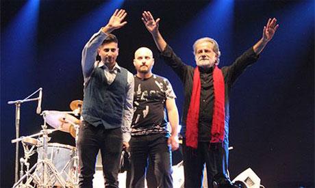 Marcel, Rami & Bachar Khalife