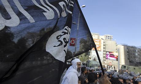 Salafist flag