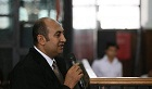 Rights lawyer Khaled Ali (Reuters)