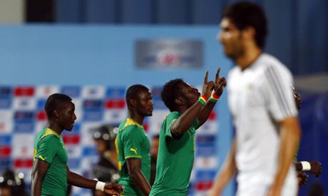 Egypt v Senegal
