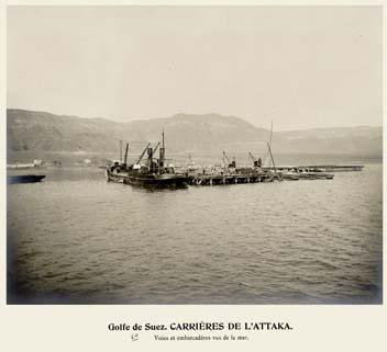 suez gulf 1905, Alexandria library