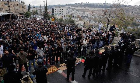 Jerusalem prayers