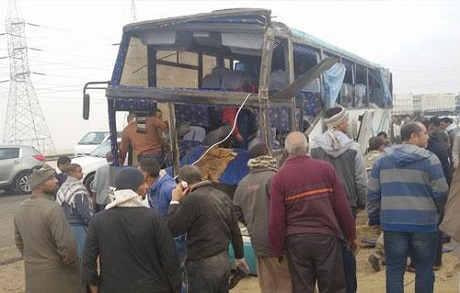 2 Dead 15 Injured In Upper Egypt Bus Crash World Cup 2018