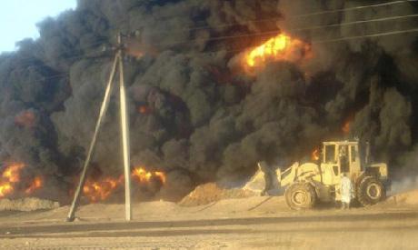 Yemen Pipeline
