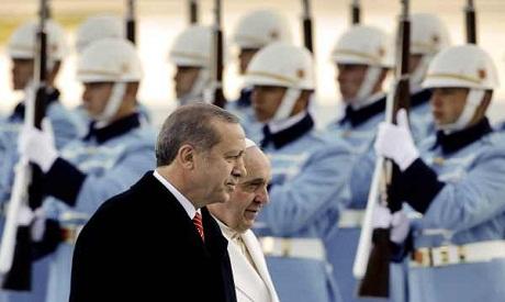 Pope- Erdogan