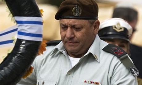Major-General Gadi Eisenkot