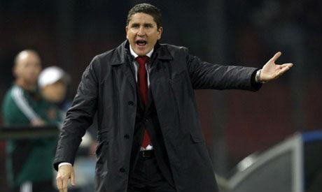 Ahly boss Garrido