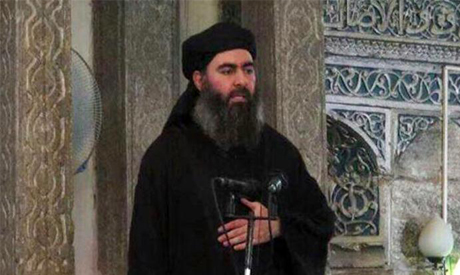 IS leader Abu Bakr al-Baghdadi